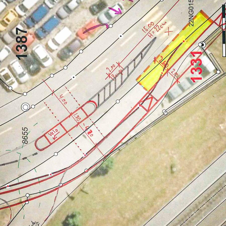 ADUplan Bauingenieur Bushaltestellen B2