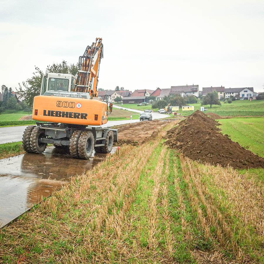 ADUplan Bauingenieur Fussgangerverkehr Veloverkehr R1