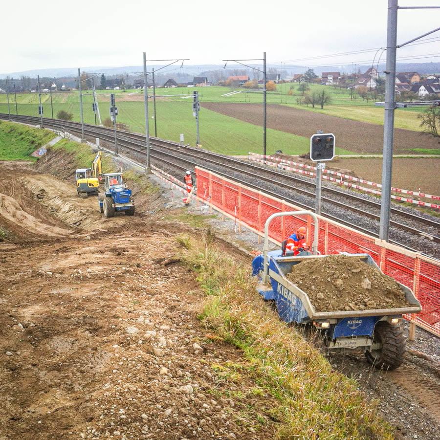ADUplan Bauingenieur Fussgangerverkehr Veloverkehr R6