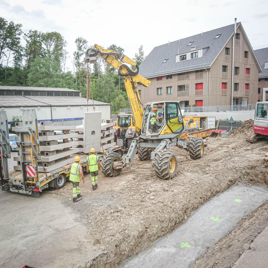 ADUplan Bauingenieur Hangsicherungen Stutzkonstruktionen H2