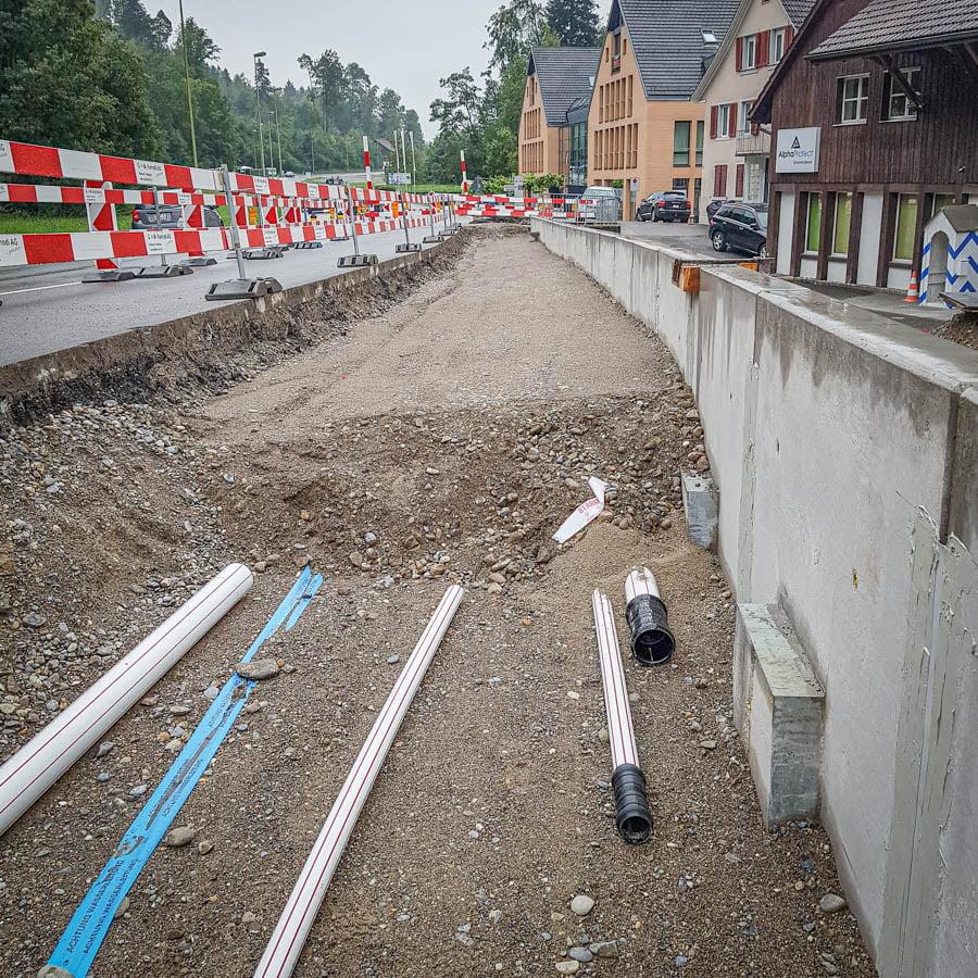 ADUplan Bauingenieur Hangsicherungen Stutzkonstruktionen H3