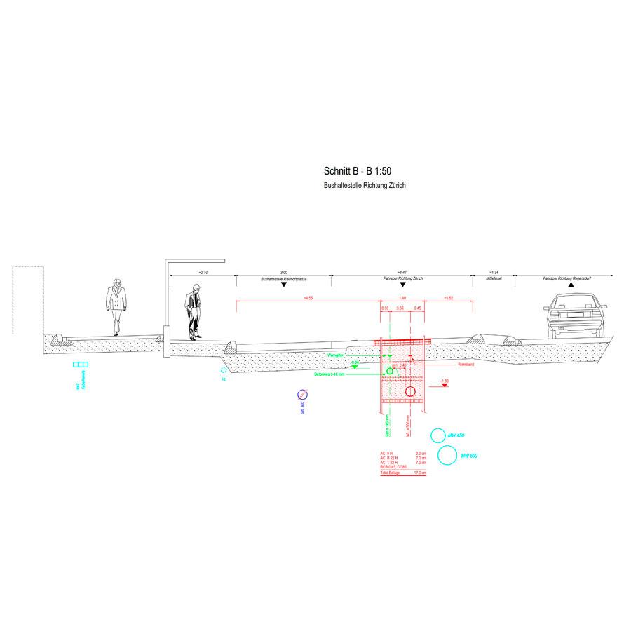 ADUplan Bauingenieur Werkleitungsbau Kanalbau WK2
