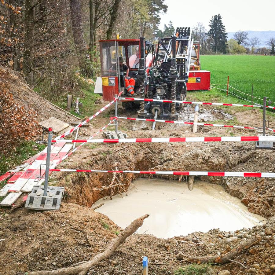 ADUplan Bauingenieur Werkleitungsbau Kanalbau WK5