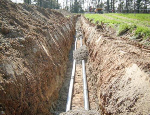 Werkleitungs- und Kanalbau